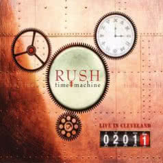 RUSH Time Machine 2011 - Live In Cleveland