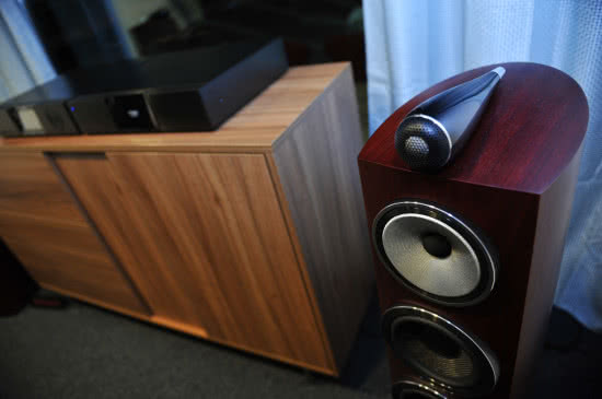 Bowers & Wilkins 804d3