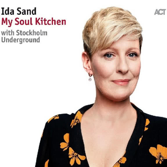 <span>IDA SAND</span> My Soul Kitchen