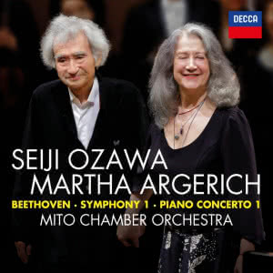 Beethoven: Symphony 1/ Piano Concerto 1