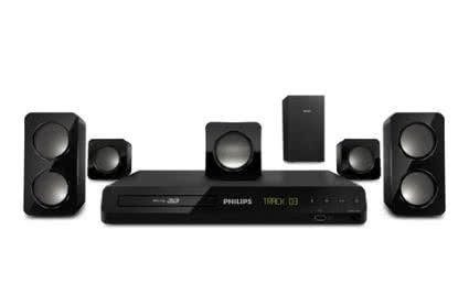 Philips Blu-ray 3D HTB3560