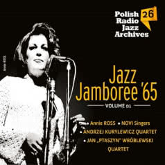 ANNIE ROSS / NOVI SINGERS Jazz Jamboree `65 vol. 1