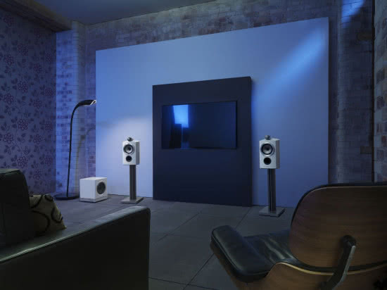 Subwoofery Bowers & Wilkins z serii DB