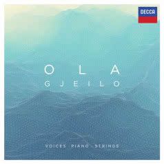 OLA GJEILO Ola Gjeilo: Voices Piano Strings