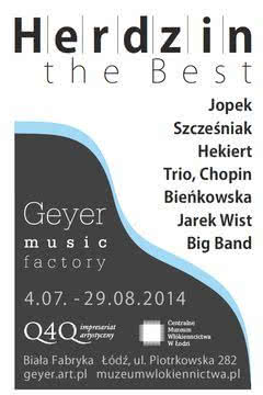 Geyer Music Factory 2014 - Herdzin The Best