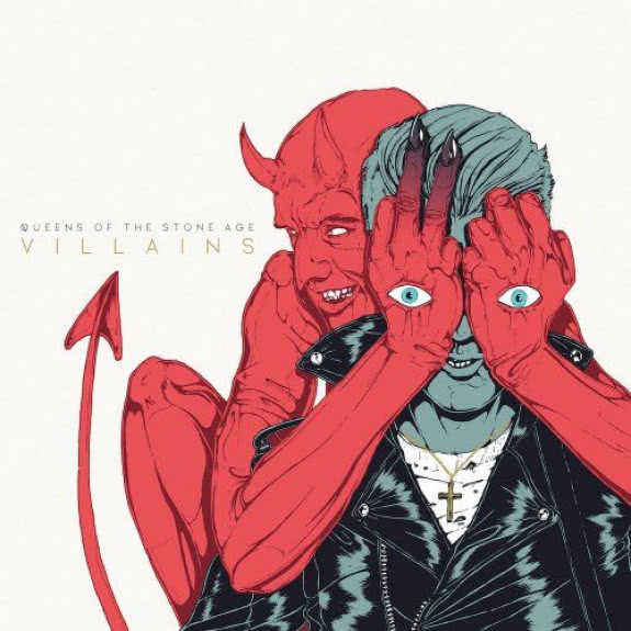 <span>QUEENS OF THE STONE AGE</span> Villains