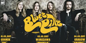 Blues Pills na trzech koncertach w 2017