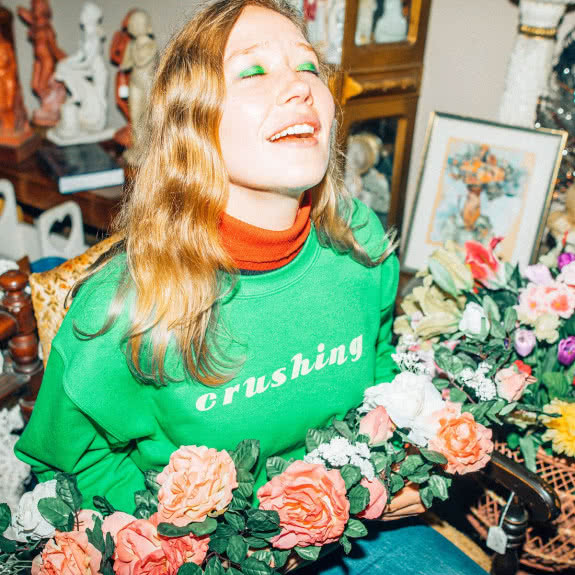 <span>JULIA JACKLIN</span> Crushing