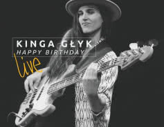 <span>KINGA GŁYK</span> Happy Birthday Live