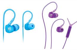 Dokanałowe, wodoodporne słuchawki MEE Audio M6 i M6P