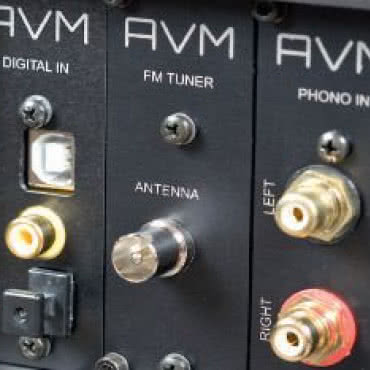 AVM Evolution CD3.2 + A3.2