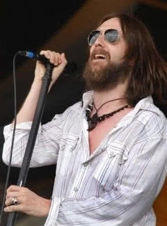 The Black Crowes i Cabin Fever