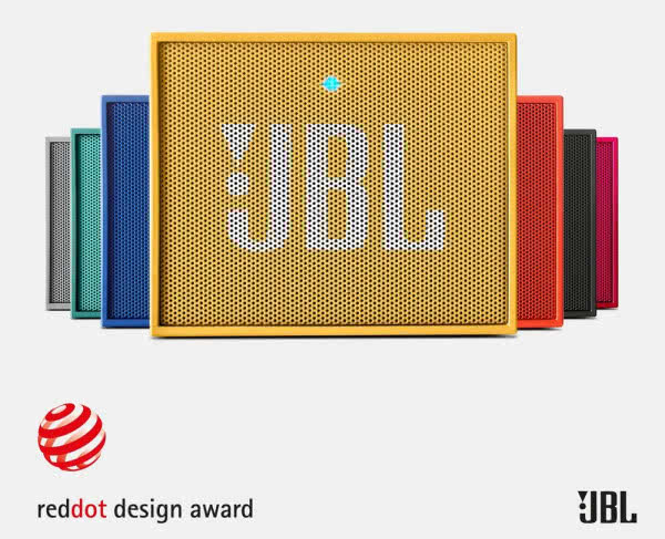 Red Dot dla JBL GO