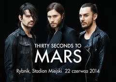 30 seconds to mars zagrali w Rybniku