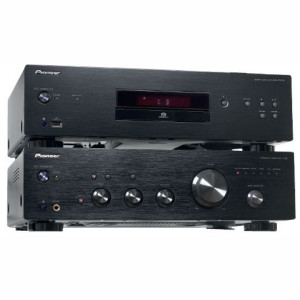 PIONEER PD-10 + A-20