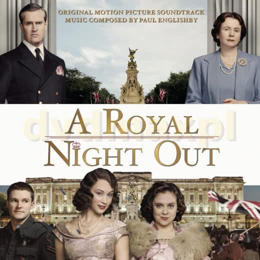 PAUL ENGLISHBY A Royal Night Out