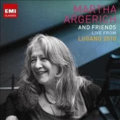 MARTHA ARGERICH Live from Lugano 2010