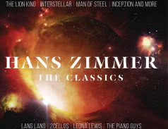 <span>HANS ZIMMER </span> The Classics