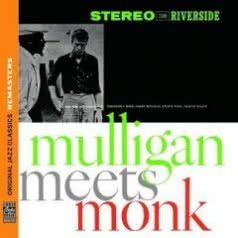 GERRY MULLIGAN / THELONIOUS MONK Mulligan Meets Monk