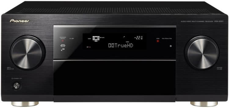 pioneer vsx2021  amplitunery av  testy w audiopl