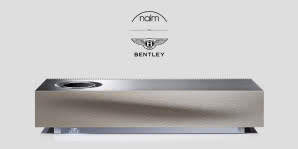 Mu-so Naim for Bentley Limited Edition