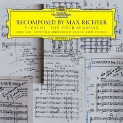 MAX RICHTER Recomposed By Max Richter: Vivaldi - The Four Seasons