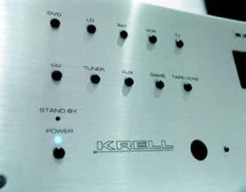 KRELL SHOWCASE PROCESSOR