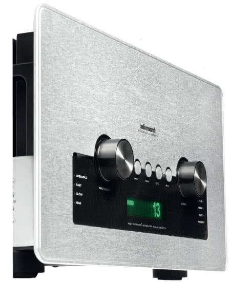 Audio Research GSi75 - front