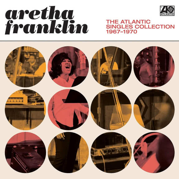 <span>ARETHA FRANKLIN</span> The Atlantic Singles Collection