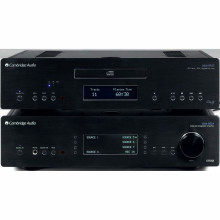 CAMBRIDGE AUDIO AZUR 851C+851A