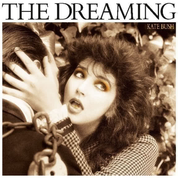 <span>KATE BUSH</span> The Dreaming