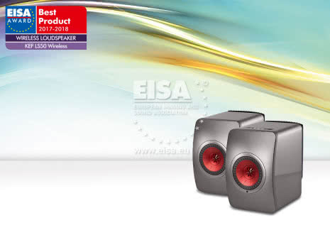 EISA 2017-2017: KEF LS50 Wireless