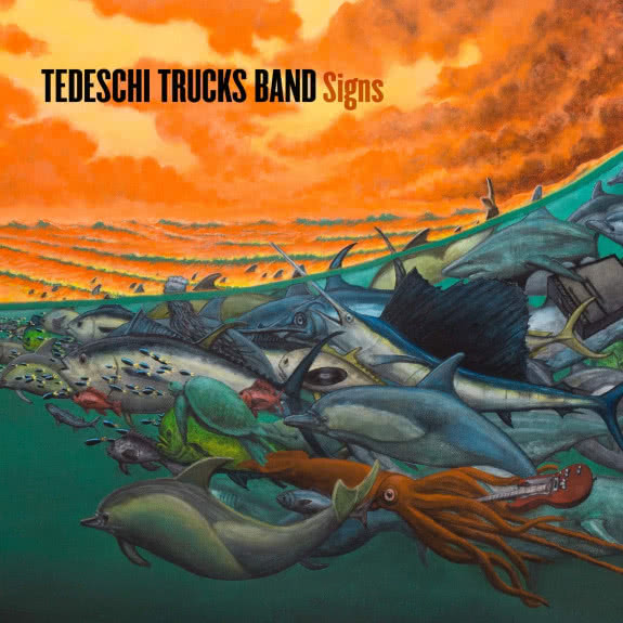 <span>TEDESCHI TRUCKS BAND</span> Signs