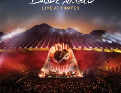 <span>DAVID GILMOUR</span> Live at Pompeii