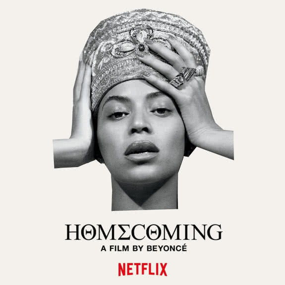 <span>BEYONCE</span> Homecoming