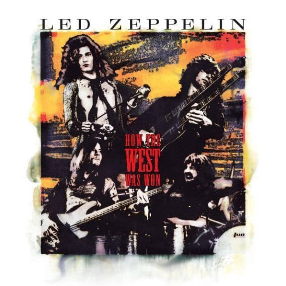 <span>LED ZEPPELIN</span> How The West Was Won