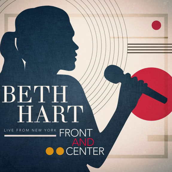 <span>BETH HART</span> Live From New York. Front and Center