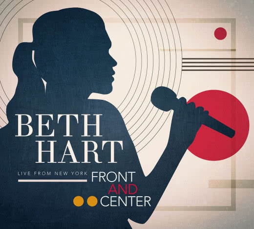 BETH HART Live From New York. Front and Center