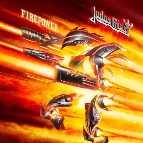 <span>JUDAS PRIEST</span> Firepower