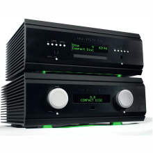 MUSICAL FIDELITY Nu-Vista CD Player + Nu-Vista 800