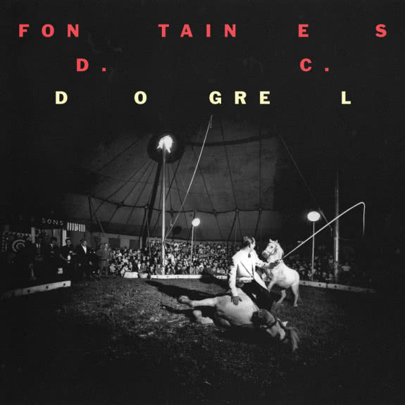 <span>FONTAINES D.C.</span> Dogrel