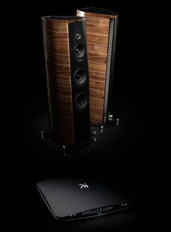Sonus faber serii Olympica i Wadia Intuition 01