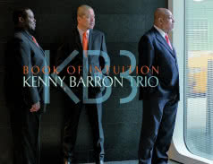 <span>KENNY BARRON TRIO</span> Book Of Intuition