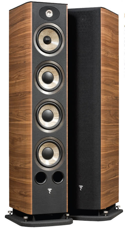 FOCAL Aria 936 - Zespoły głośnikowe | Testy w Audio com pl