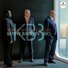 KENNY BARRON TRIO Book Of Intuition