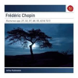 Frederic Chopin. Nocturnes opp. 27, 32, 37, 48, 55, 62 & 72/1