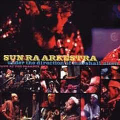 SUN RA ARKESTRA Live At The Paradox