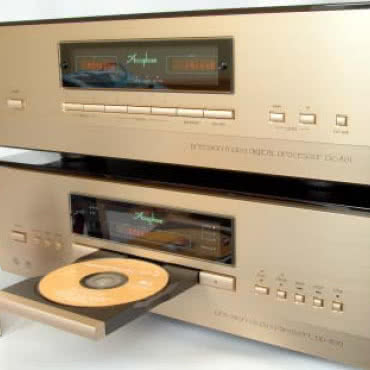 ACCUPHASE DP-800/DC-801