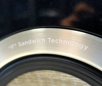 Focal Kanta No2 - Sandwich Technology