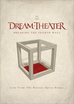 """Breaking The Fourth Wall"" - koncertowe wydawnictwo Dream Theater"